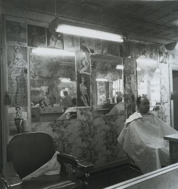 Introir Dijane: Shear Class: An Ethnographic Study Of The British Hair Salon